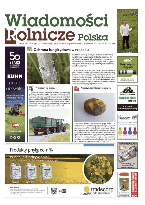 Wiadomości Rolnicze Polska – wersja drukowana