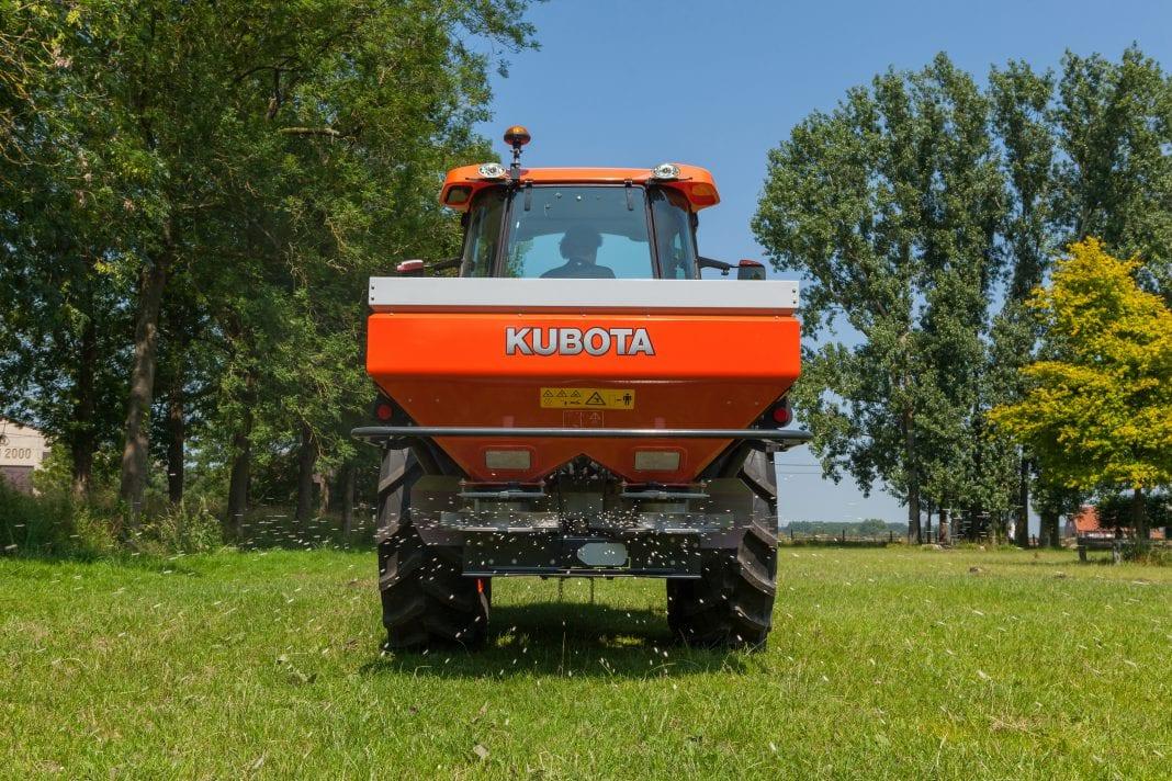 Znany Kubota pokaże nowe maszyny - Wiadomości Rolnicze Polska #IM-96