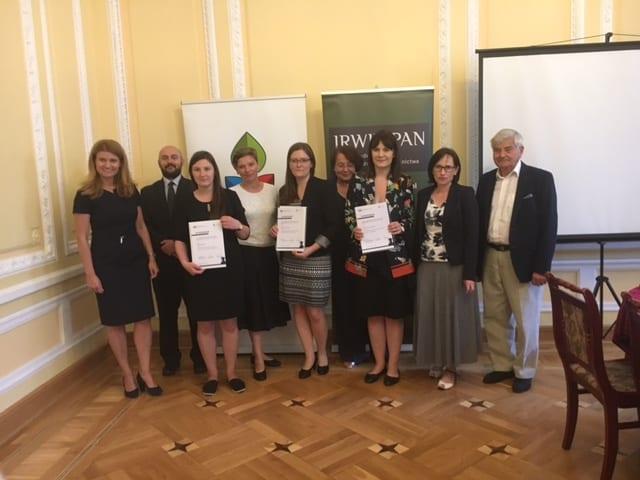 Wyróżnieni w konkursie absolwencji