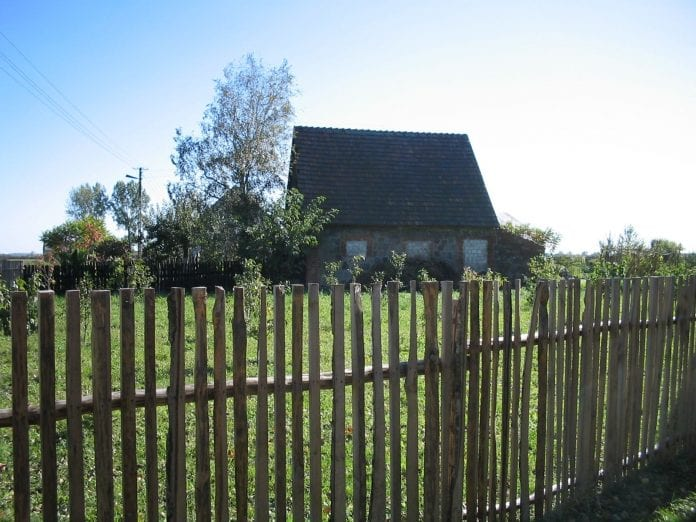 Stary wiejski dom