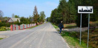 Wiejska droga