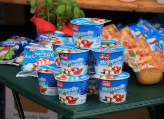 produkty mleczarskie