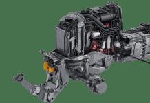 AIRES - nowe pneumatyczne zawieszenie osi przedniej wciągnikach Valtra serii N
