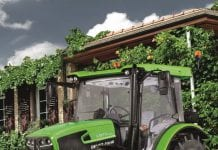 Seria 5D KEYLINE – nowe ciągniki od Deutz-Fahr