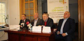 Trudna sytuacja w rolnictwie – konferencja prasowa KRIR
