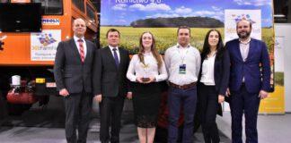 Złoty Żuraw Centralnych Targów Rolniczych wylądował w 365FarmNet