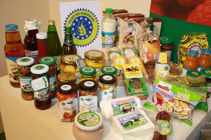 Smak ekologicznej żywności