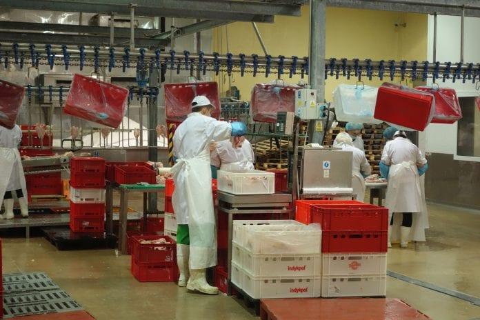 Wzrosły ceny mięsa drobiowego