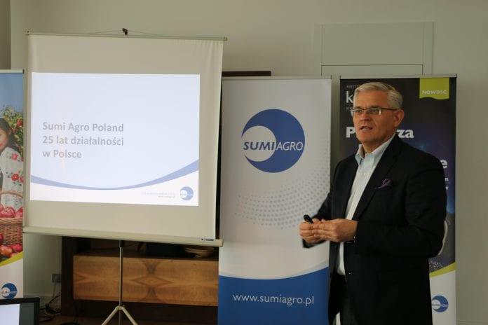 Sumi Agro Poland - 25 lat działalności w Polsce