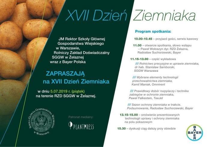 XVII Dzień Ziemniaka
