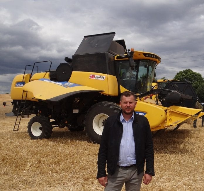 Kompletne żniwa 2019 z marką New Holland