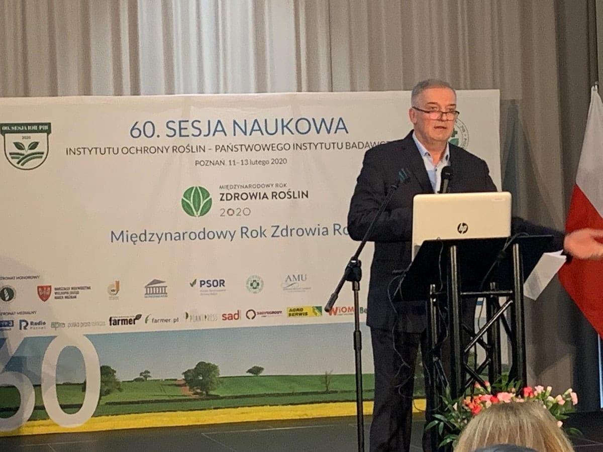 Trwa 60. Sesja Naukowa Instytutu Ochrony Roślin w Poznaniu