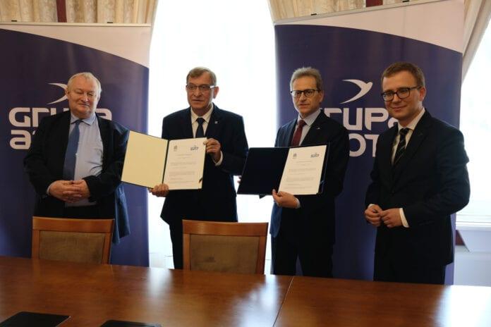 Grupa Azoty podpisała porozumienie z AGH