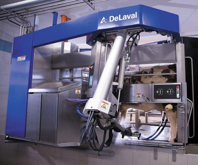 Nowoczesny robot z serii VMS