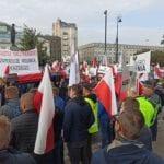 """""""Piątka Kaczyńskiego"""" Protesty rolników w Warszawie 30.09.2020"""