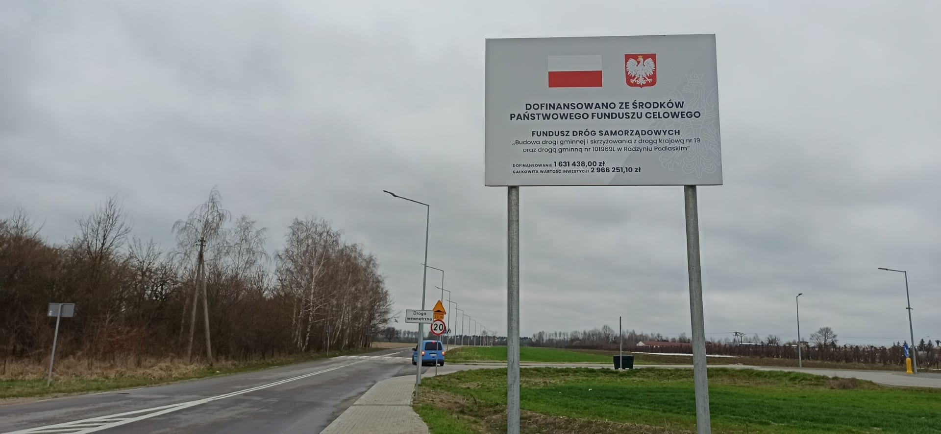 droga Radzyń Podlaski